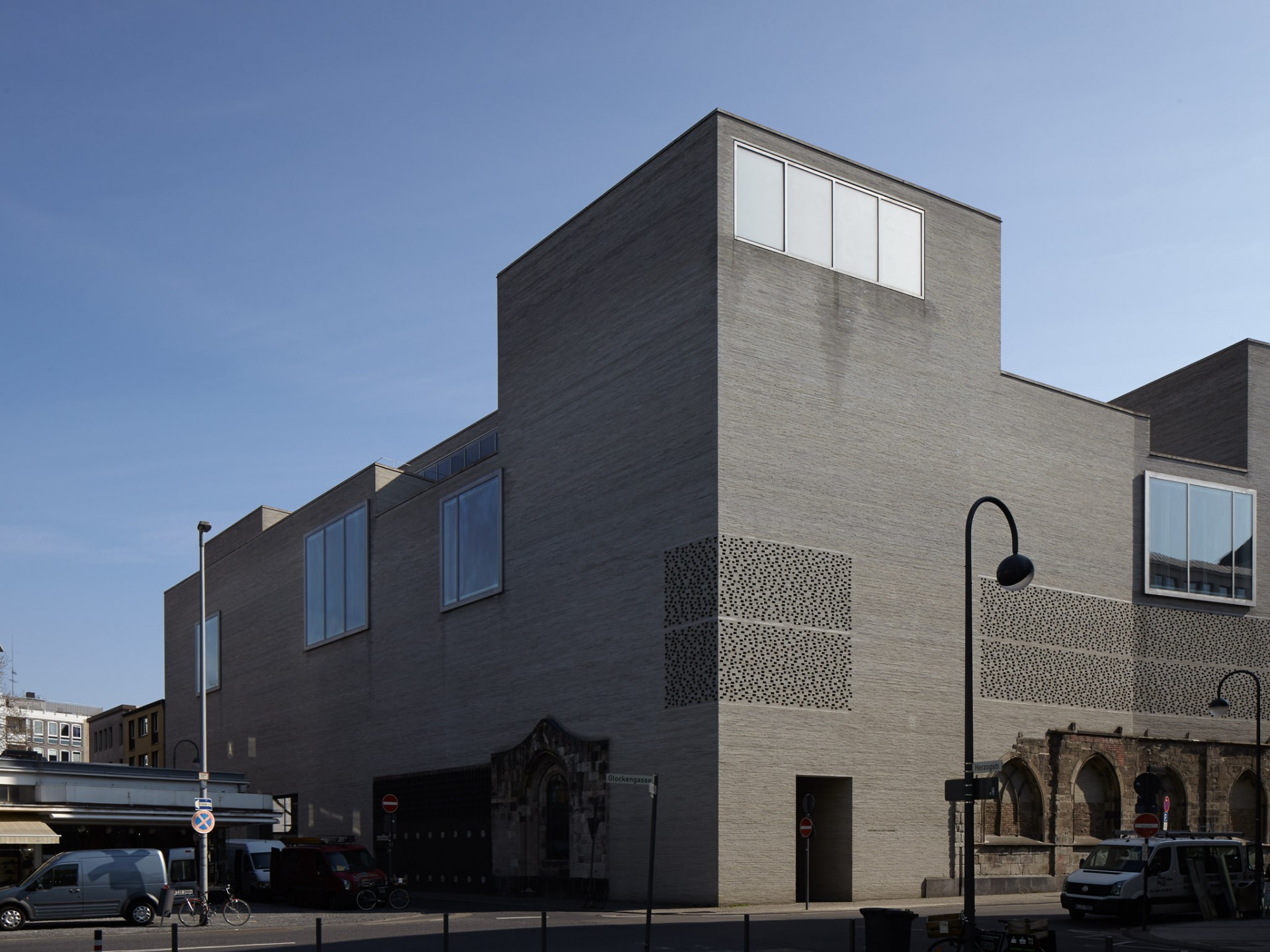 Joe Clark Architecture